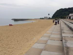 浜ヨガビーチ