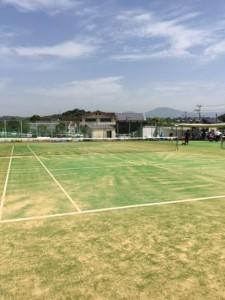 長田テニスコート